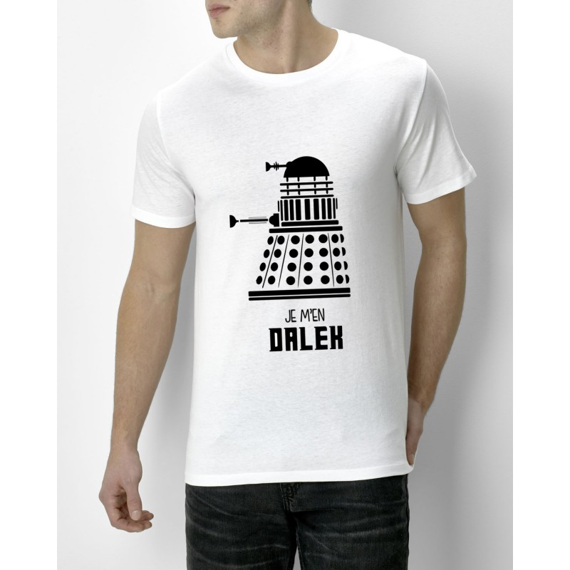 T shirt For The Watch (montre) - Blanc